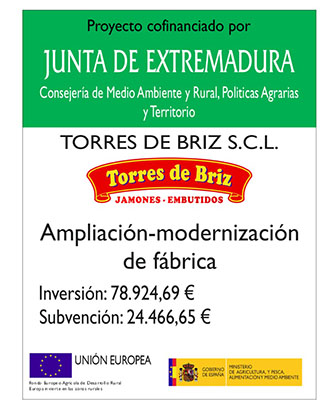 cartel subvencion